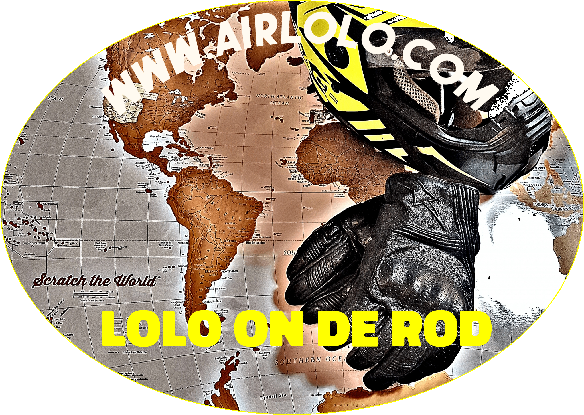 LOLO ON DE ROD